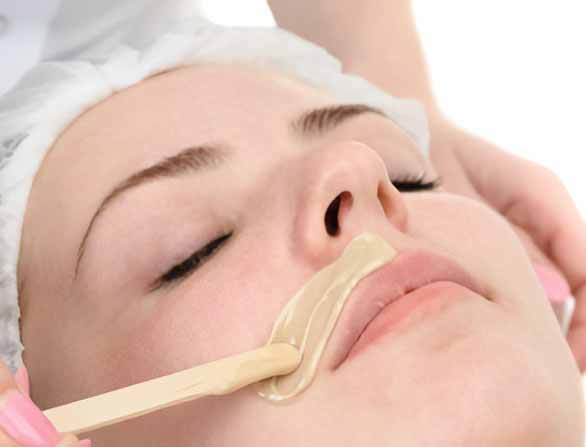 waxing hair removal in Reseda, CA